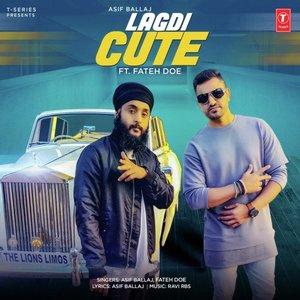 Photo of Lagdi Cute Song Lyrics (2019) – Asif Ballaj