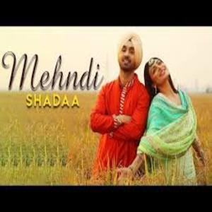 Photo of Mehndi Song Lyrics (2019) –  Shadaa