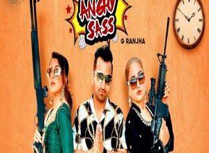 Photo of Angry Sass Song Lyrics – G Ranjha