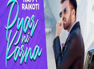 Photo of Pyar Ni Karna Song Lyrics – Happy Raikoti