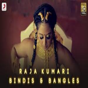 Raja Kumari-Bindis and Bangles