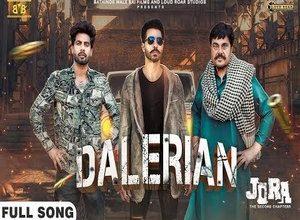 Photo of Dalerian Song Lyrics – Singga (Punjabi)