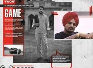 Photo of Game Lyrics –  Shooter Kahlon x Sidhu Moose Wala