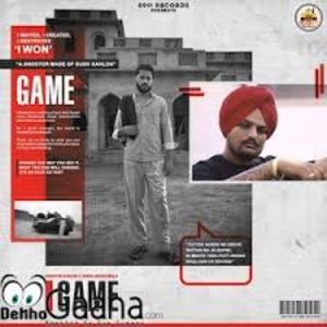 Game Lyrics - Shooter Kahlon x Sidhu Moose Wala