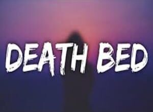 Photo of death bed (coffee for your head) Lyrics