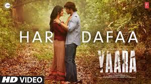 Photo of HAR DAFAA Lyrics –   YAARA