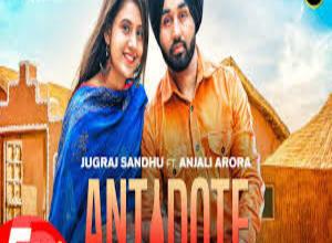 Photo of ANTIDOTE  Song Lyrics –  JUGRAJ SANDHU