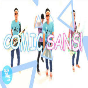Comic Sans song Lyrics - 80 Ways