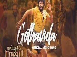 Photo of GOTHAVULA Lyrics –   PULIKKUTHI PANDI , BY MAHALINGAM