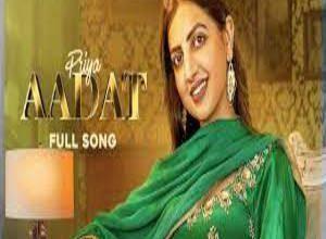 Photo of AADAT  Lyrics –    PRIYA