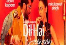 Photo of DIL HAI DEEWANA Lyrics – Darshan Raval , Arjun Kapoor