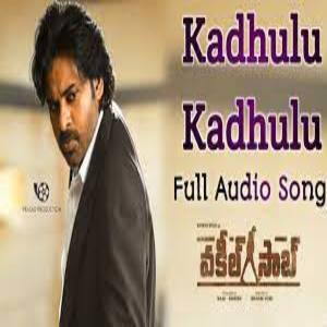 Kadhulu Kadhulu Lyrics - Vakeel Saab Movie