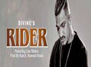 Photo of RIDER Lyrics –  DIVINE