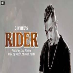 RIDER Lyrics - DIVINE