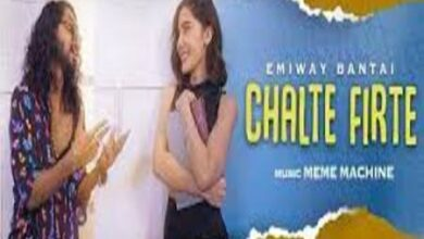 Photo of Chalte Firte Lyrics – Emiway Bantai